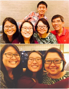 Hannah & family