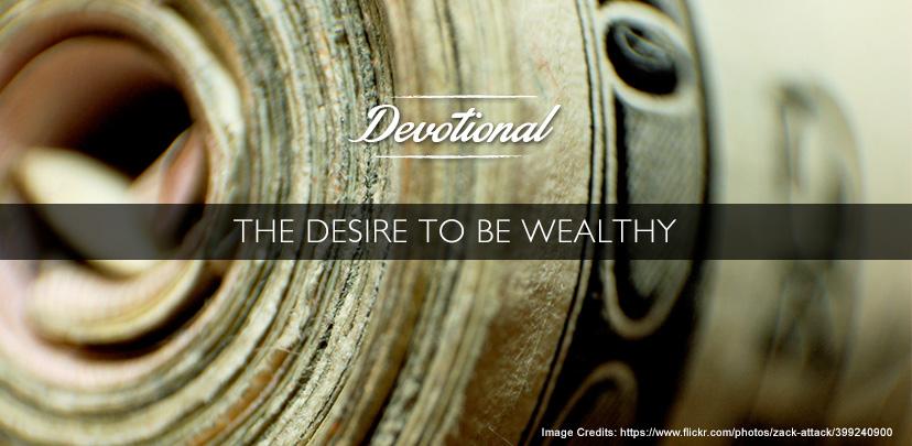 DesireTo-Be-Wealthy