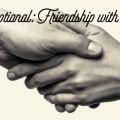 Image - Devotional [Friendship with Jesus]
