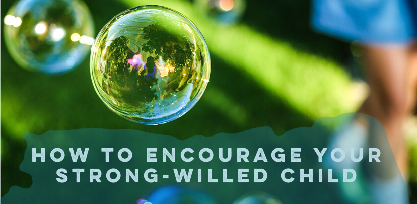 How to Encourage Your Strong-Willed Child